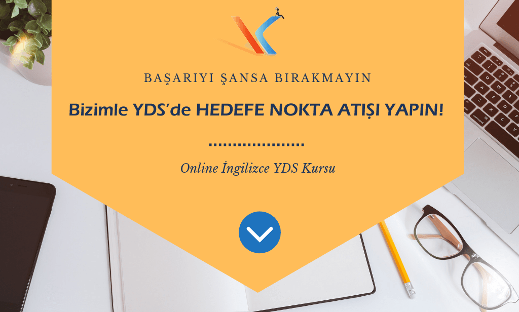 Online İngilizce YDS Kursu