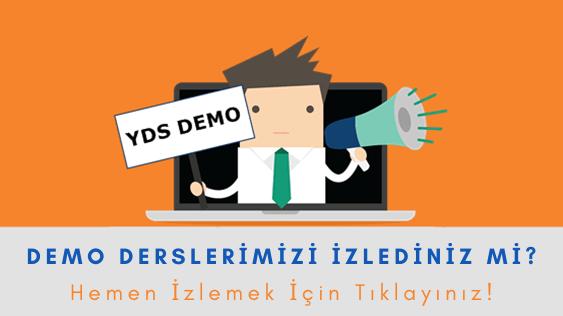 YDS Demo Dersler
